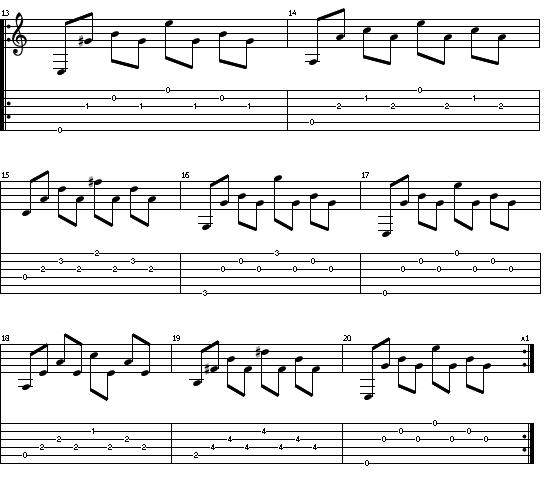 Разбор песни на гитаре Одуванчики